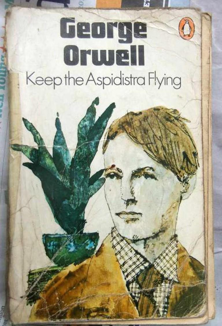 Keep the Aspidistra Flying by George Orwell | © Gwydion M. Williams/Flickr