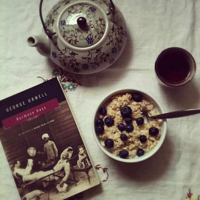 Burmese Days by George Orwell | © Nico Paix/Flickr