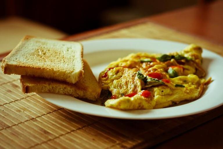 Omelette | © Laurynas Mereckas/Flickr
