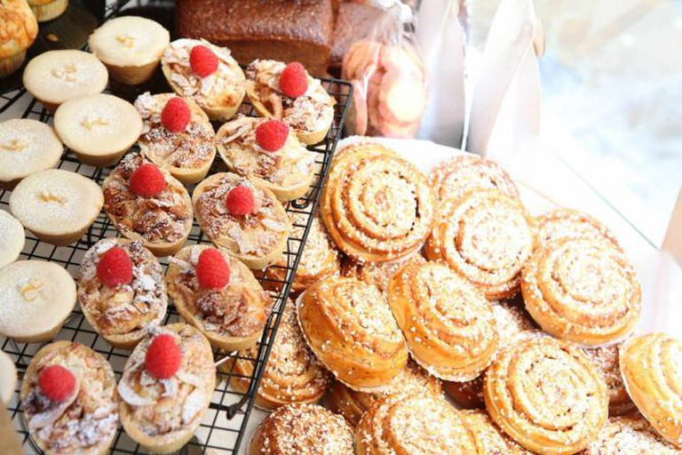 Cake selection   © Bageriet