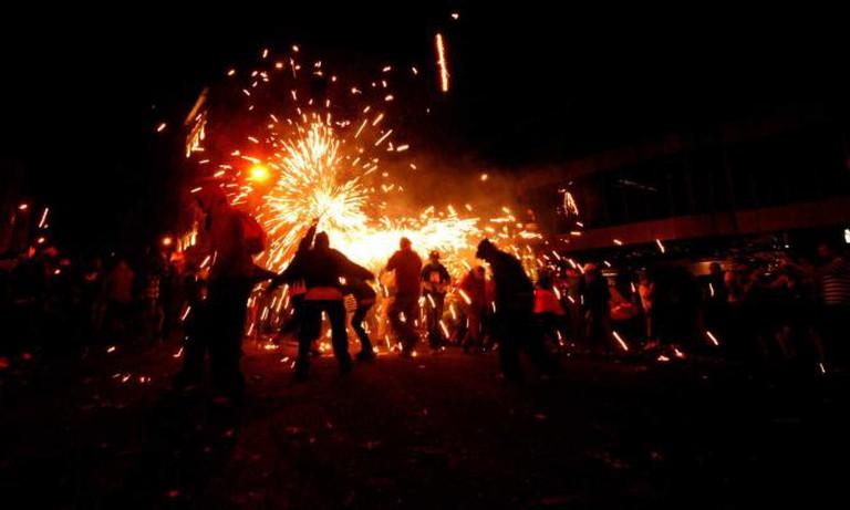 La Merce Festival – Correfoc