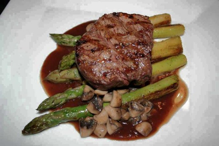 The Backroom Steakhouse, Courtesy of TBR