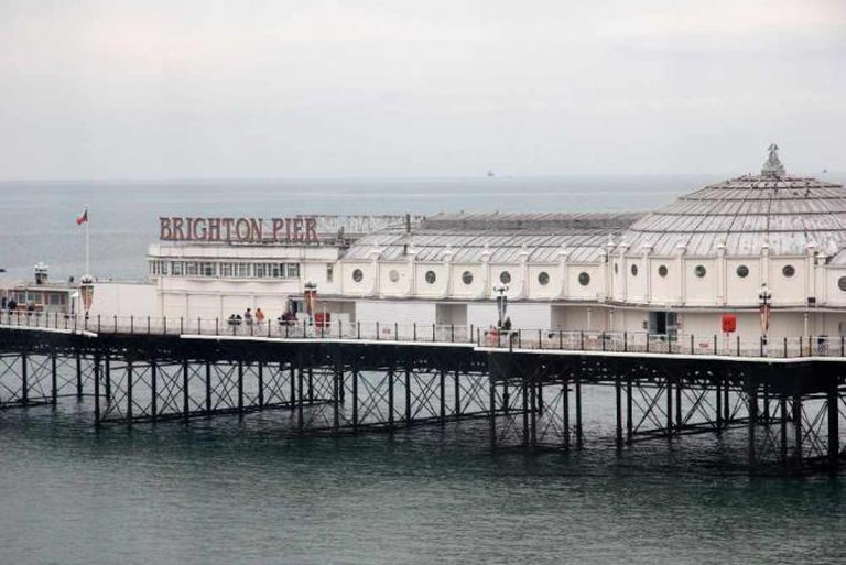 Brighton Pier | © Karen Roe/Flickr