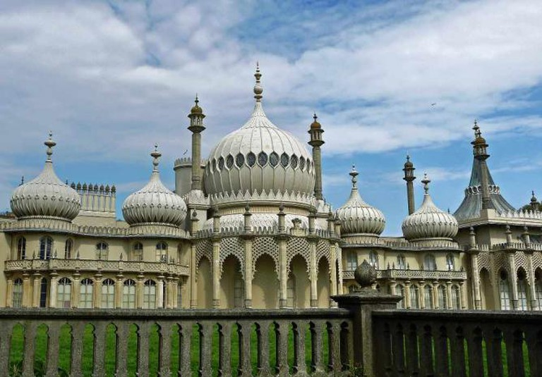 Brighton Royal Pavilion | © DncnH/Flickr