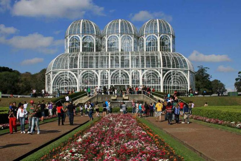 Jardim Botânico, Curitiba | © Halley Pacheco de Oliveira/WikiCommons
