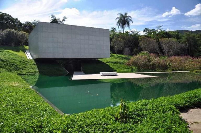 Instituto Cultural Inhotim | © Josep/WikiCommons