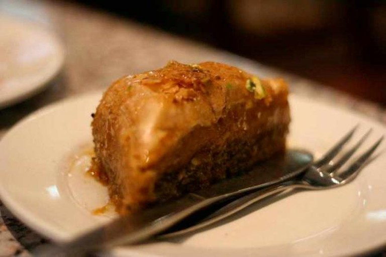 Naked Pistachio Baklava | © Rosemary Sanchez/Flickr