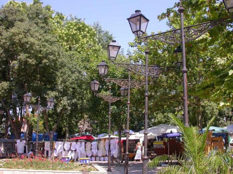 Main Street Sozopol