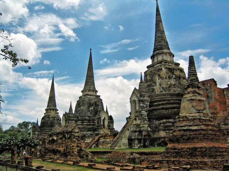 Ayutthaya Historical Park I