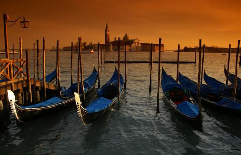 Venetian Sunset | © Juan Salmoral/Flickr