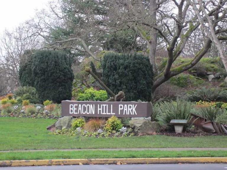 Beacon Hill Park , Victoria (2012)