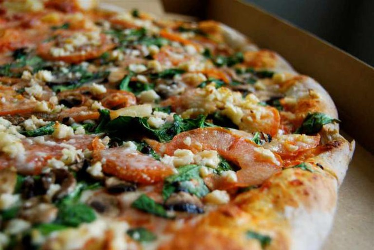 Pizza | © Janine/Flickr