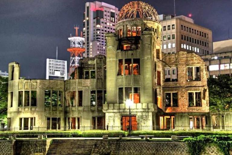Hiroshima Atomic Bomb Dome | © Frank Monnerjahn/Flickr