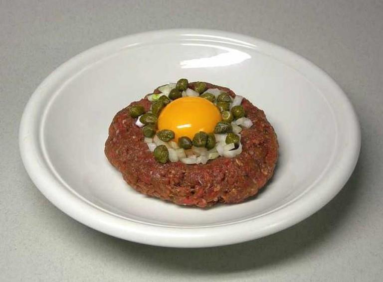 Beef tartare | © Rainer Zenz/WikiCommons