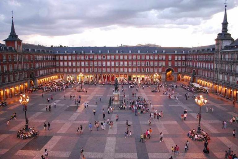 Madrid   © Sebastian Dubiel/WikiCommons