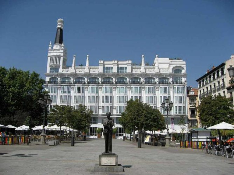 Plaza de Santa Ana   © Gryffindor/WikiCommons