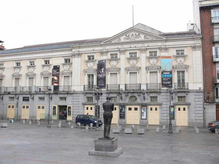 Teatro Español   © Andreas Praefcke/WikiCommons