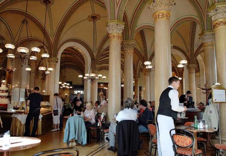 Café Central   © Johann Werfring/WikiCommons