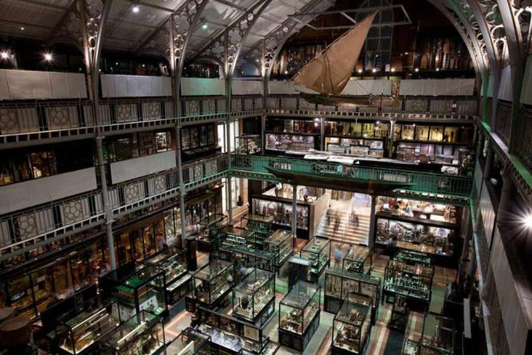 Pitt Rivers Museum | © Jorge Ryan/royan.com.ar
