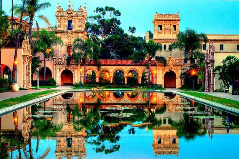 Balboa Park, San Diego | © Michael Seljos/Flickr