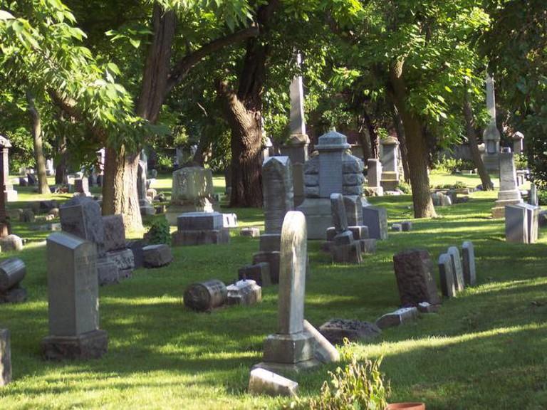 Graceland Cemetery | © Steve Cornelius/Flickr