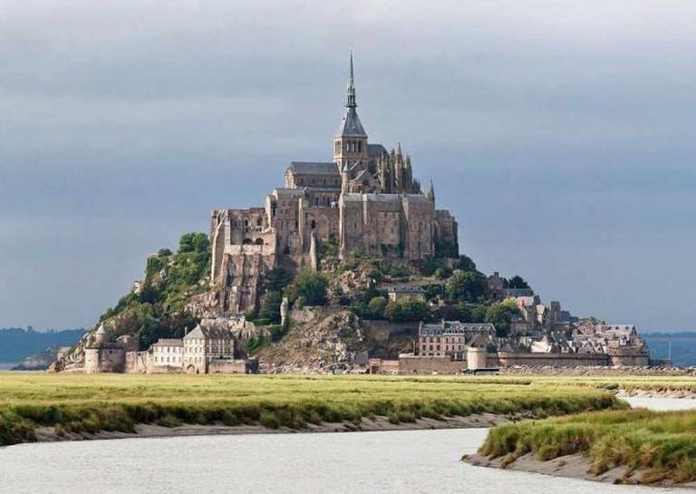 Le Mont-Saint-Michel | © Diliff/WikiCommons
