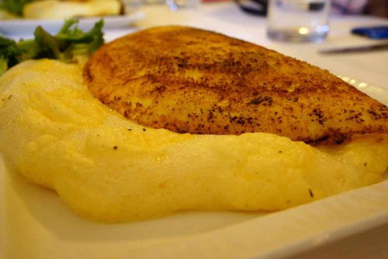Omelette at La Mère Poulard | © lin Judy(快樂雲)/Flickr