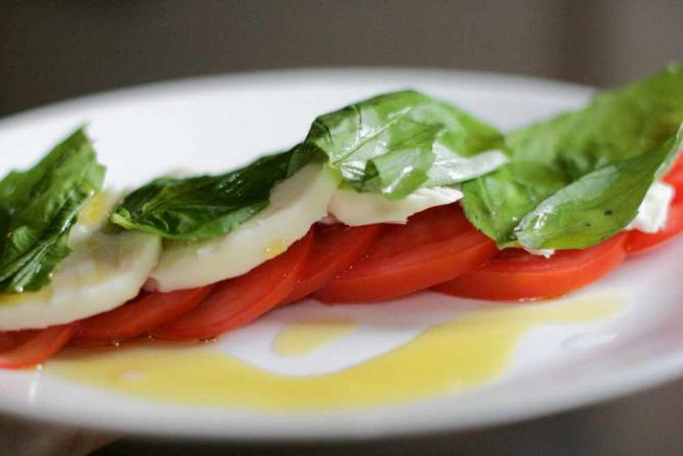 Caprese Salad | © Alexis Lamster/Flickr