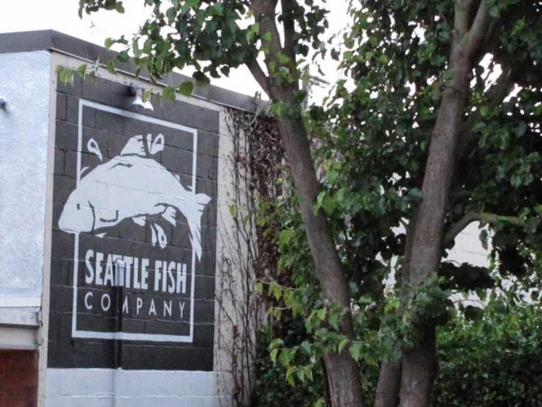 Seattle Fish Company sign | © javacolleen/Flickr