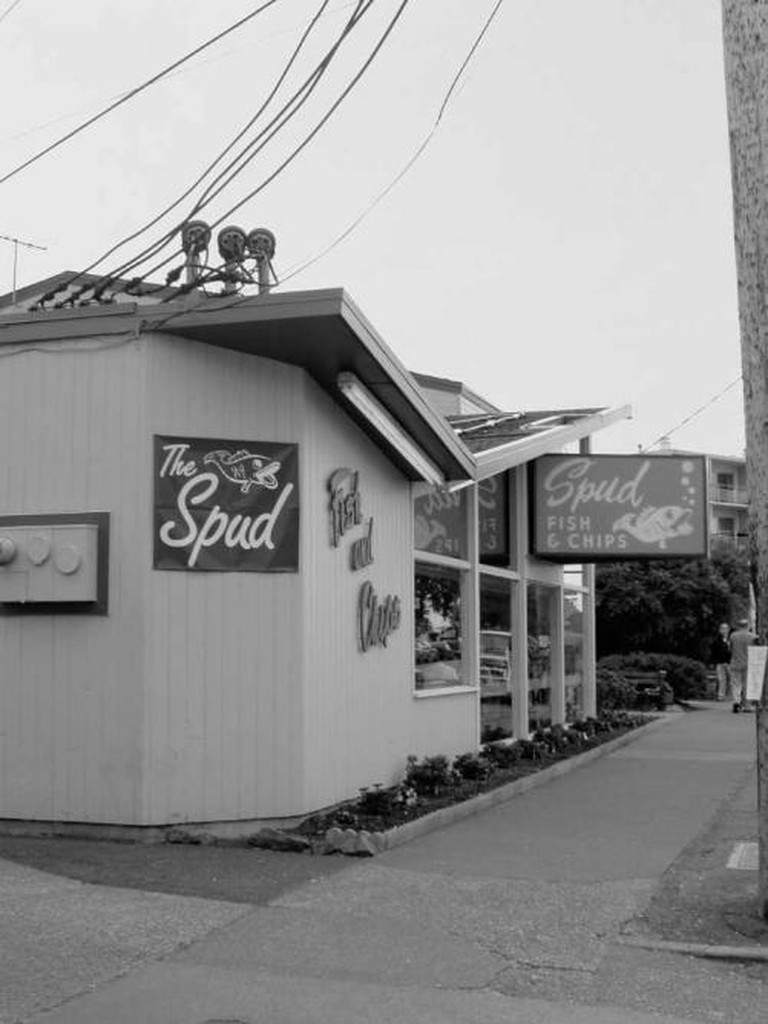 Alki Spud Fish & Chips | © Andi Szilagyi/Flickr