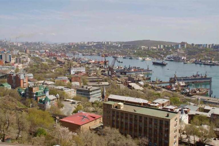 Vladivostok, Trans-Siberian Express © Martha de Jong-Lantink/Flickr