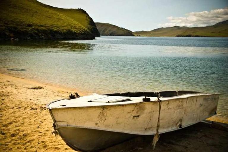 Baikal Boat