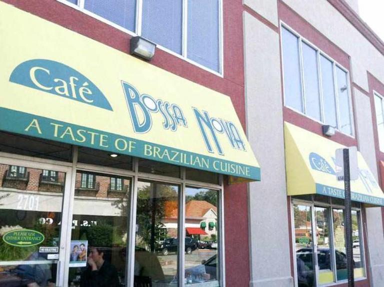 Cafe Bossa Nova exterior