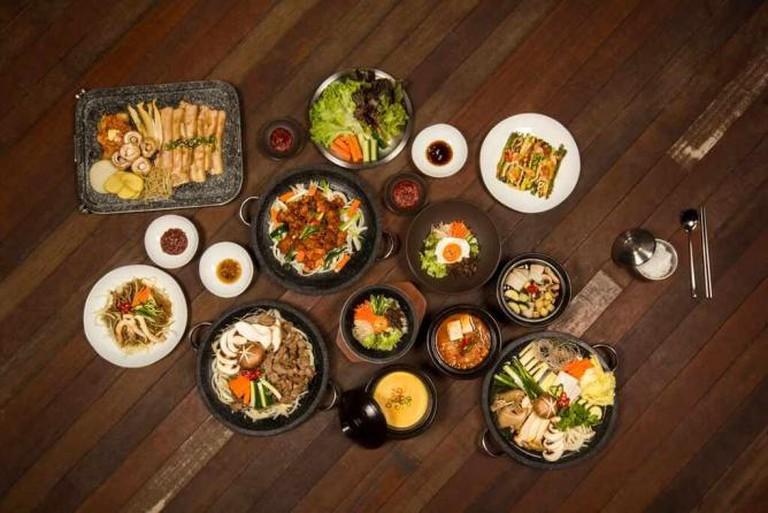 Korean culinary delights