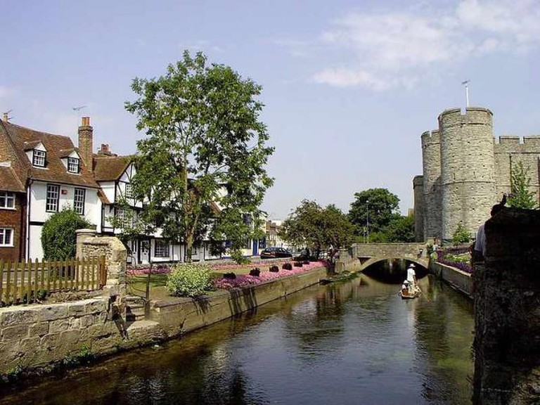 Canterbury Historic River Tours | © Michael Pead/Wikicommons
