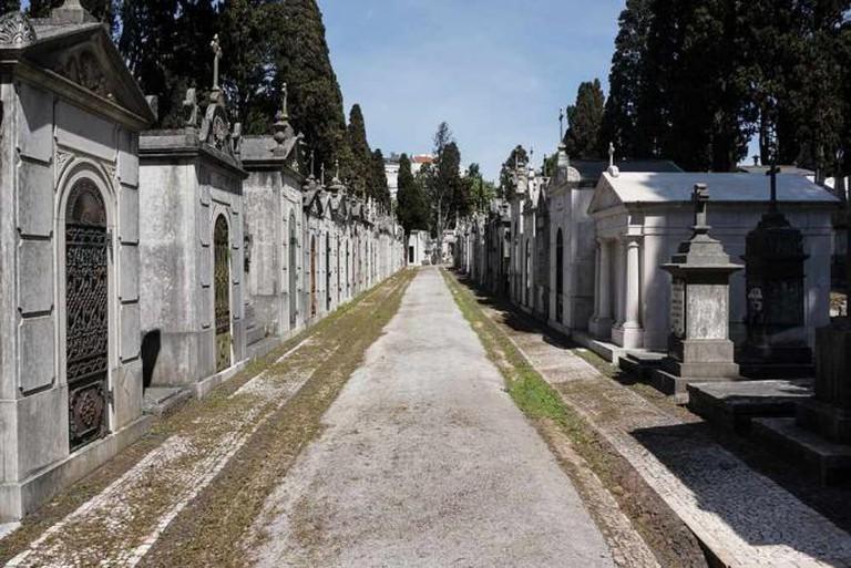 Cemiterio dos Prazeres | Image courtesy of Valeria Nikonova
