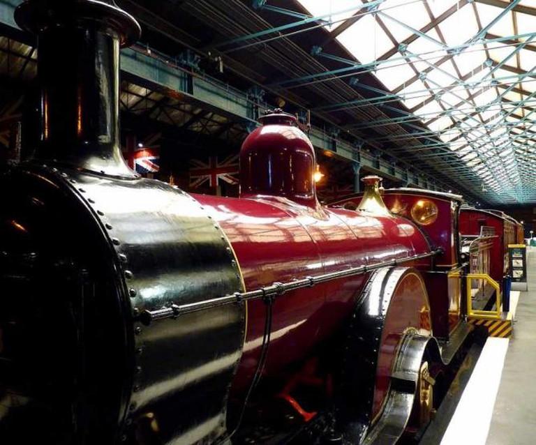 National Railway Museum | © Dudva/WikiCommons