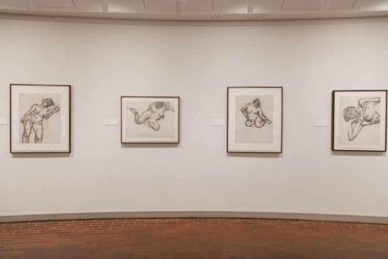 Lucian Freud | © Louisiana Museum of Modern Art