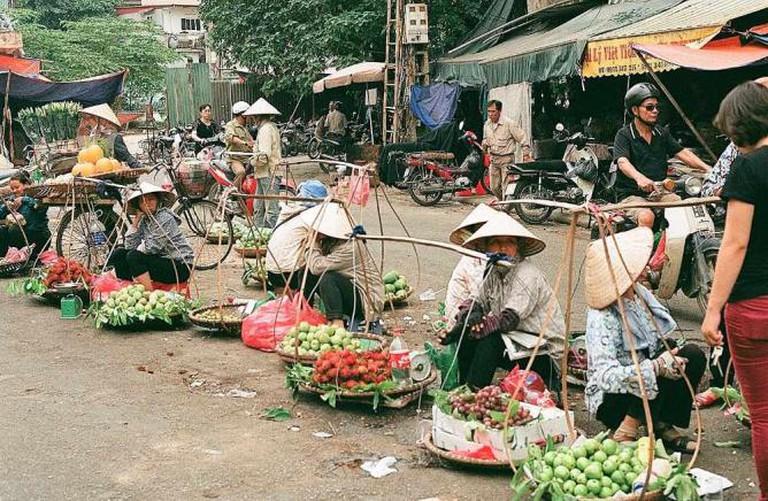 Sellers | © Margarita Milne