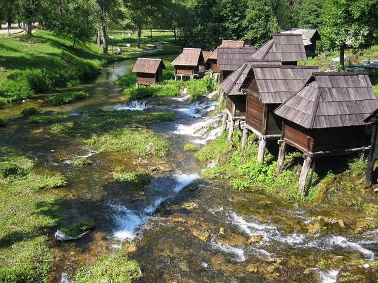 Watermills | Ⓒ Maksim/WikiCommons