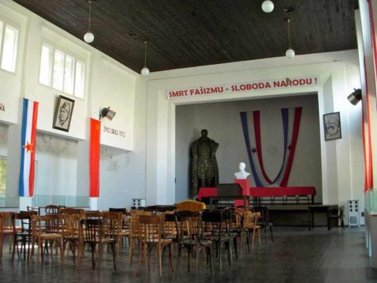 AVNOJ Museum | Ⓒ Enes/Flickr