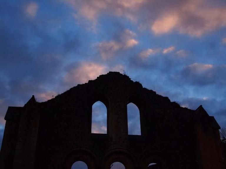 Orval Medieval Ruins