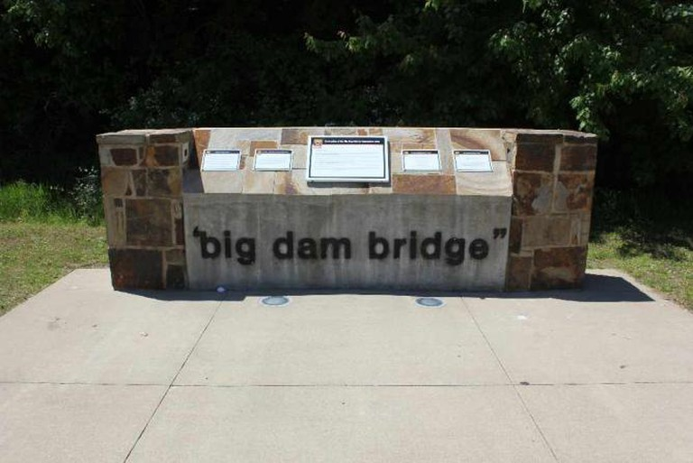 The Big Dam Bridge I