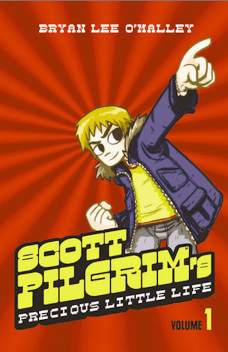 Bryan Lee O'Malley's Scott Pilgrim | © Harper Collins Publishers