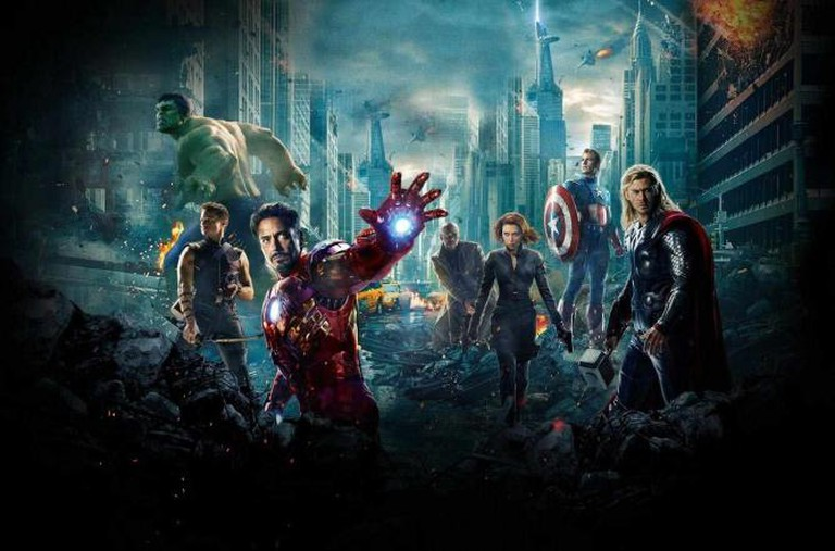 The Avengers | © Marvel Studios/Paramount Pictures