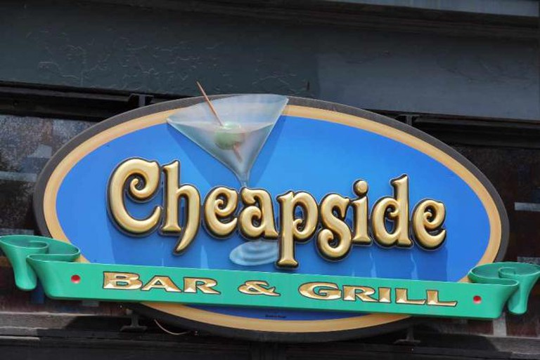 Cheapside Bar and Grill l © Anthony/Flickr