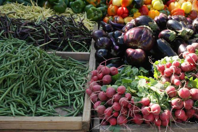 Farmer's Market l © Cliff/Flickr