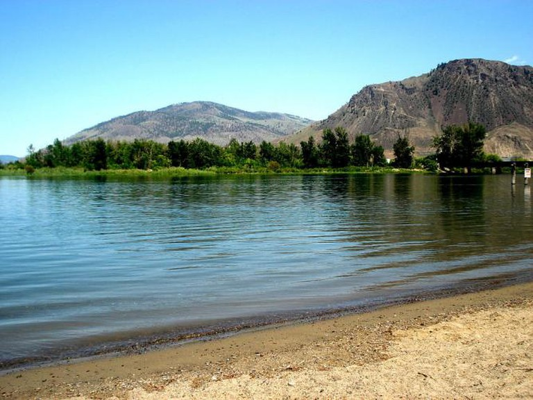Kamloops Riverside Park | © Fawn116/WikiCommons