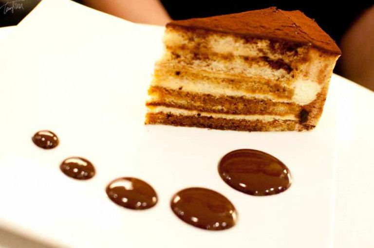 """Tiramisu"" at Suite 88 