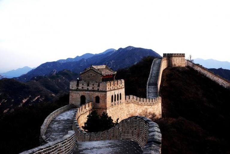 The Great Wall © Mariana/Flickr